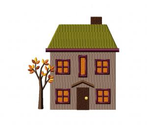 autumn-house-one-tree-5_5-inch
