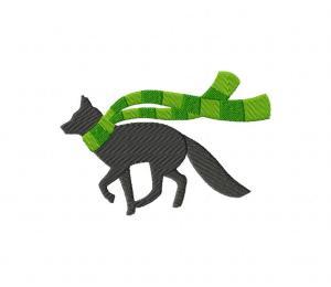 Scarfed Fox 5_5 inch