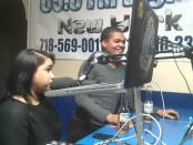 Entrevista A Saloni Hair Luxury En La Ligadera 89.3 FM (NYC)