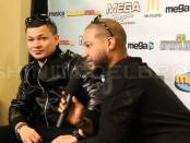 VIDEO EXCLUSIVO: Backstage Concert Mega Mezcla 2014 De Alex Sensation #blockparty