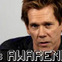 Kevin Bacon tries to explain life in the 1980s to Millennials