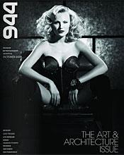 944 Las Vegas October 2009 Cover