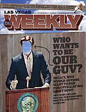 Las Vegas Weekly Oct. 1 2009