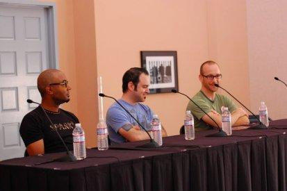 keith Knight, Pj Perez, Ryan Claytor