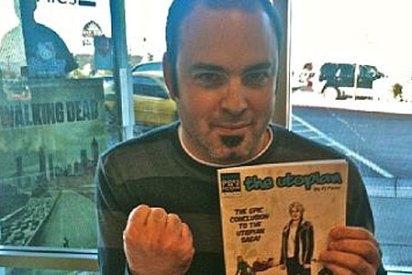 The fist sells you comics