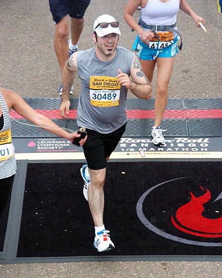 Rock 'n' Roll San Diego 1/2 Marathon