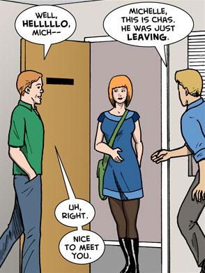 The Utopian webcomic
