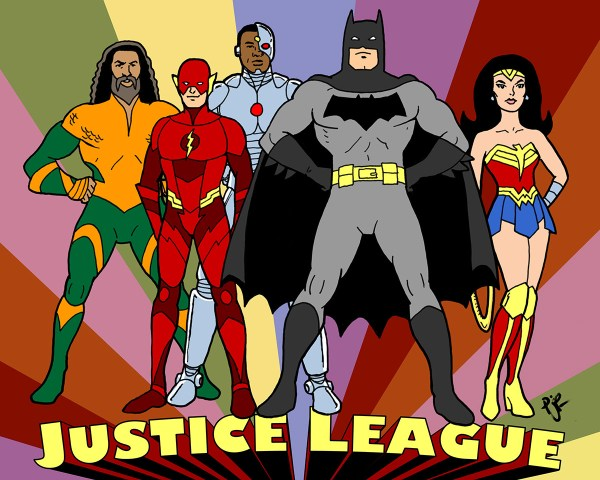 Super Justice Friends