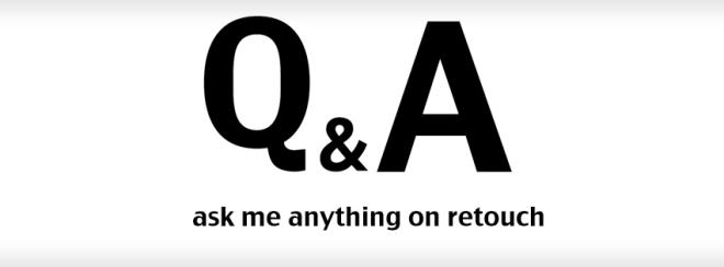 Q&A Retouch