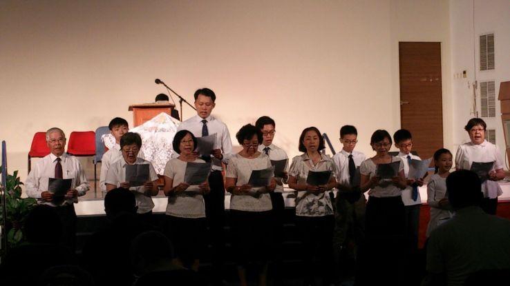 Choir March 2016