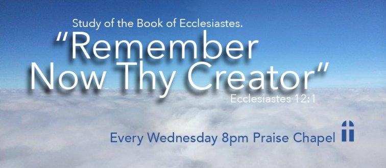 Study of the Book of Ecclesiastes