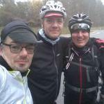 Harald, Thomas und Michael.