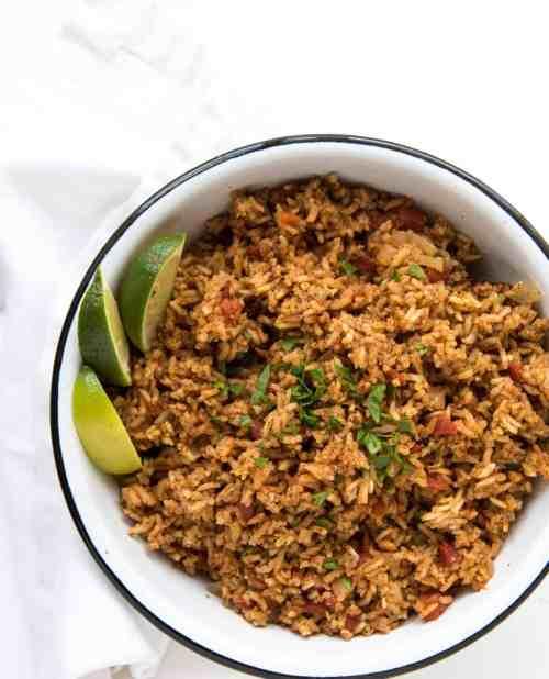 Medium Of How To Season Rice