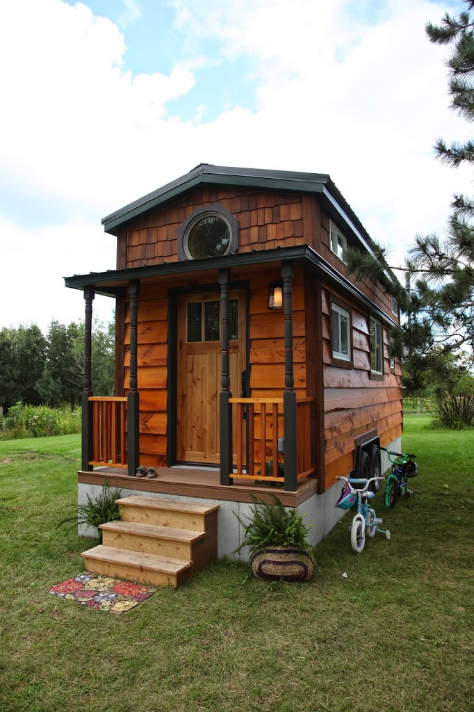 Tiny House for a Family of Four Yes Bless This Tiny House