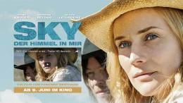 """Sky –der Himmel in mir"". Ab 9.6.2016 im Kino."