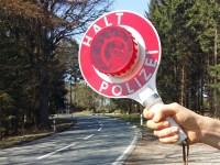Kreisweite Kradkontrollen – 23 zu schnell