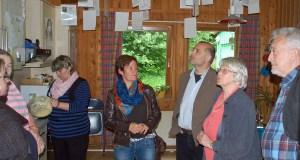 SPD-Ratsmitlieder besuchte den Kinder- und Jugendtreff Gierskämpen. (Foto: SPD)