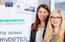 """Die Wirtschaftsförderungsgesellschaft Hochsauerlandkreis hat im Rahmen des Projektes """"Heimvorteil"""" einen Stammtisch für Rückkehrer gegründet (Grafik: Wirtschaftsförderungsgesellschaft)"""