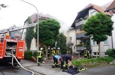 130 Kräfte waren in Müschede im Einsatz (Foto: Feuerwehr)