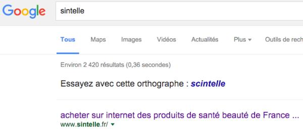 homophonie-sintelle-google