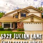 poster 5928 Julian Lane