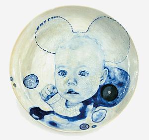 Delft Blue Baby Bowls