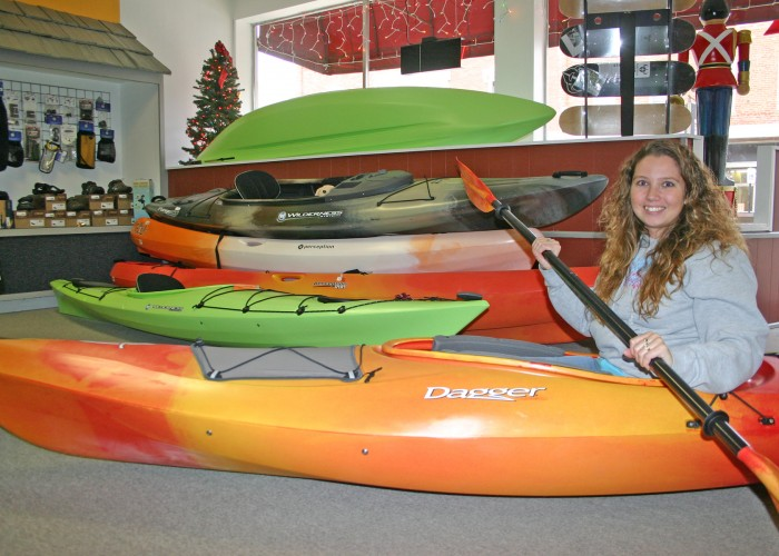 Michigan Extreme Outdoors offers kayaks, movies, more