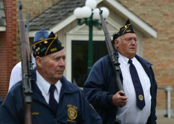 Communities observe Memorial Day