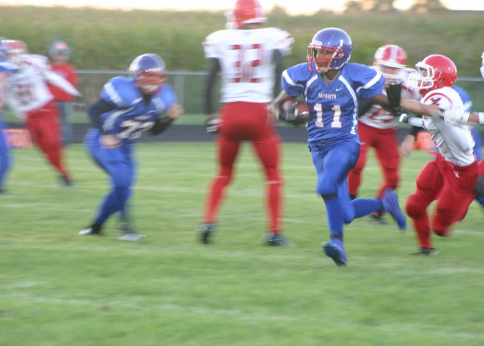 FRIDAY FOOTBALL: BD gets the win