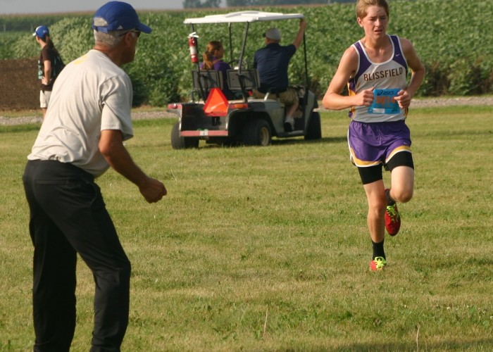 Patriot CC women win Bobcat Invitational