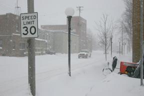 Weather update: 9:17 a.m. Feb. 5