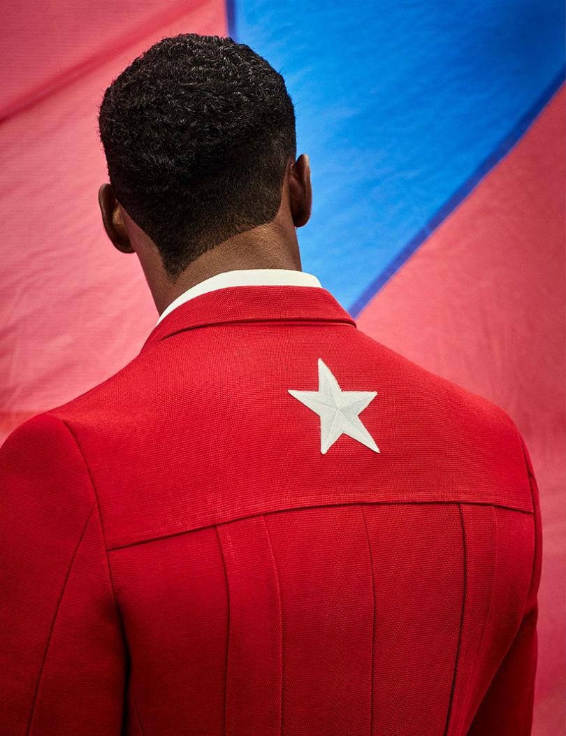 Christian Louboutin pour l'équipe de CUBA7