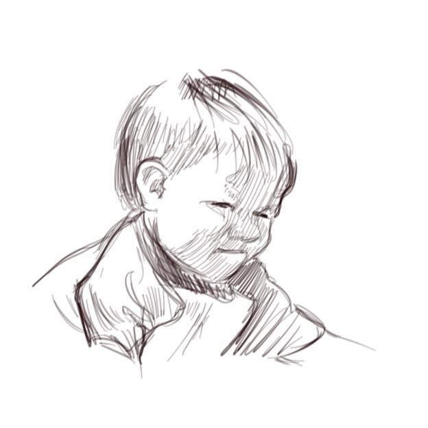 Les techniques pour apprendre dessiner les enfants sinon vos portraits seront toujours tranges - Comment dessiner un enfant ...