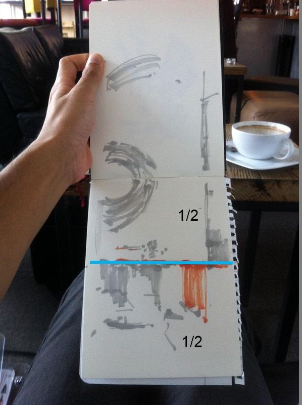 Où placer la ligne d'horizon dans votre dessin ?