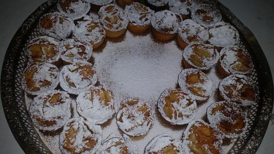 tortino mele