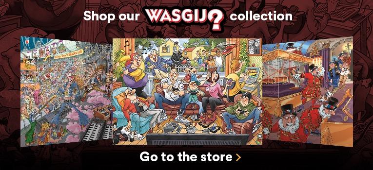Shop Wasgij Jigsaw Puzzles