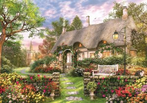 Whitesmiths Cottage 1000 piece jigsaw puzzle