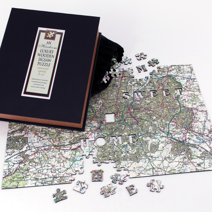 Wooden Personalised Puzzle