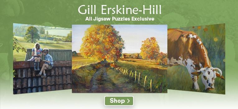Gill Erskine Hill