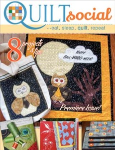 QUILTsocial emagazine
