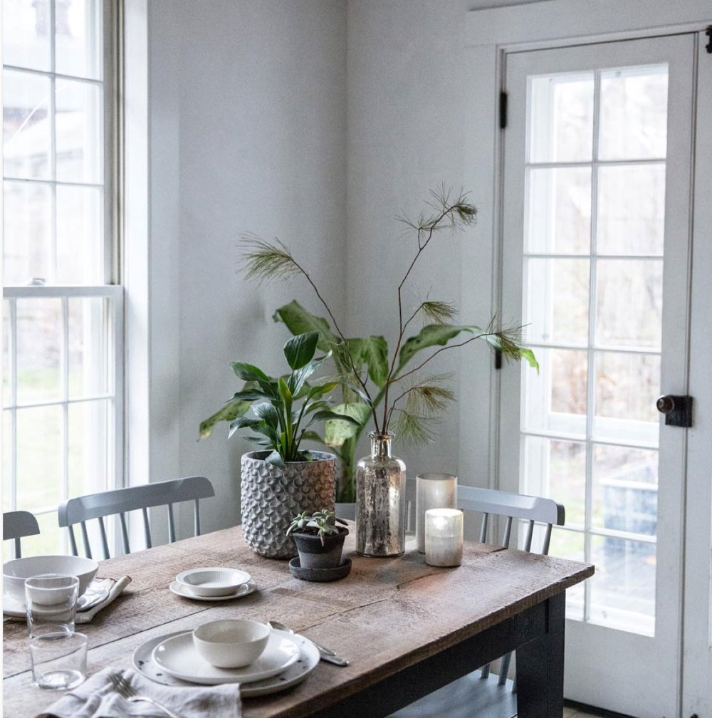 Dreamy Dining Room Table Setting | Gather Goods Co