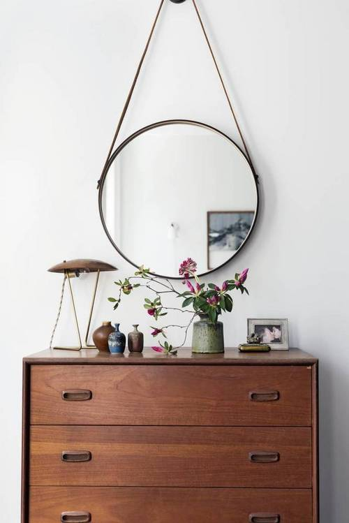 Dresser in Domino Magazine | Gather Goods Co
