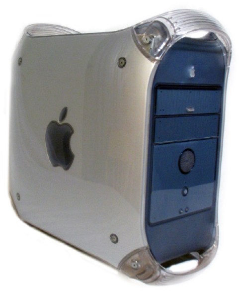 1999: PowerMac G4 (Graphite)