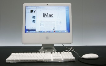 2006: iMac Core Duo (Intel)
