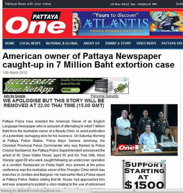 Pattaya One News