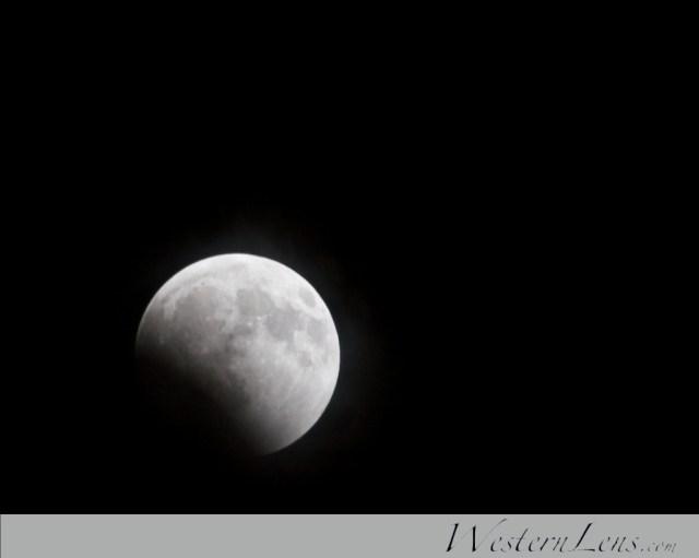 Total Lunar Eclipse Alaska