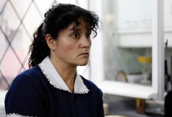 Catalina Saavedra es La Nana
