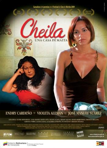 Afiche de Cheila, una casa pa Maita