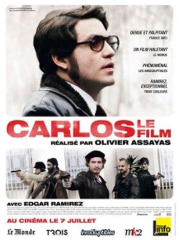 Póster de Carlos de Olivier Assayas