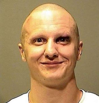 Fotografía de la reseña policial de Loughner